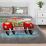 Комплект постельного белья 2-спальный Этель Winter adventure