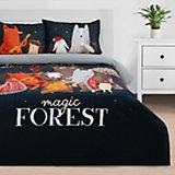 Комплект постельного белья 2-спальный Этель Magic forest