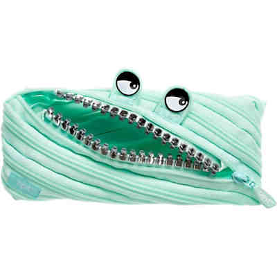 Schlamperetui Grillz Monster Pouch Mint