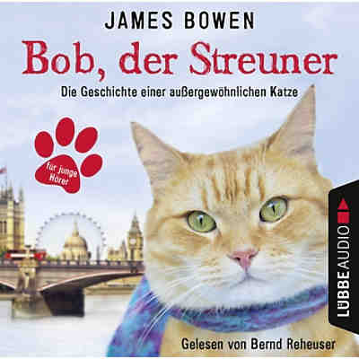 Bob, der Streuner, 2 Audio-CD