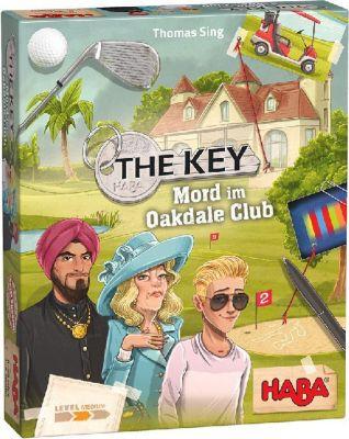 HABA 305610 The Key – Mord im Oakdale Club