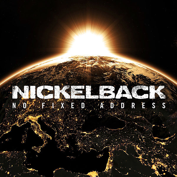 CD Nickelback - No Fixed Address