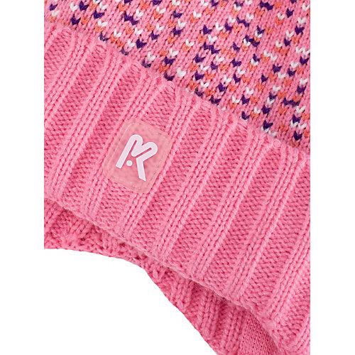 Шапка ПриКиндер - блекло-розовый от ПриКиндер