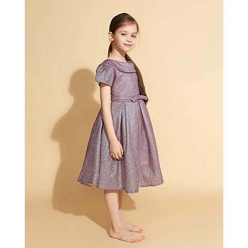 Нарядное платье Minaku - лиловый
