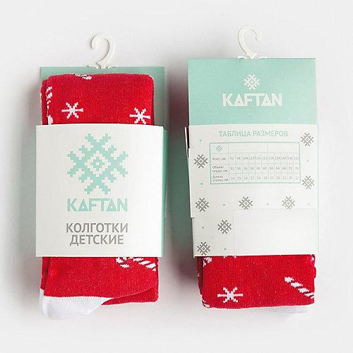 Колготки Kaftan - красный от Kaftan