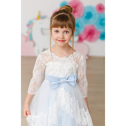 Нарядное платье Minaku - голубой