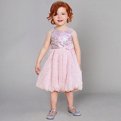 Нарядное платье Choupette - разноцветный