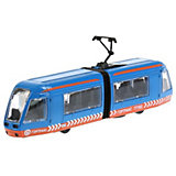 Трамвай с гармошкой