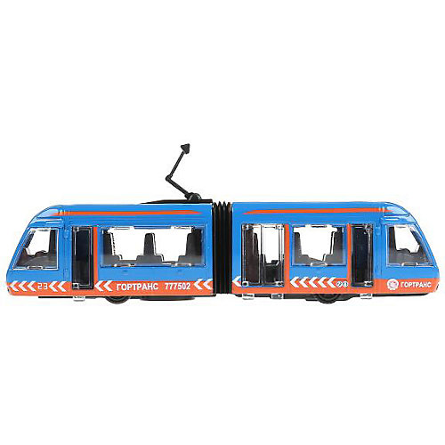 Трамвай с гармошкой от ТЕХНОПАРК