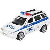"""Машина Lada 111 """"Полиция"""""""
