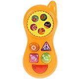 """Развивающая игрушка Умка """"Три кота. Мой первый телефон"""""""