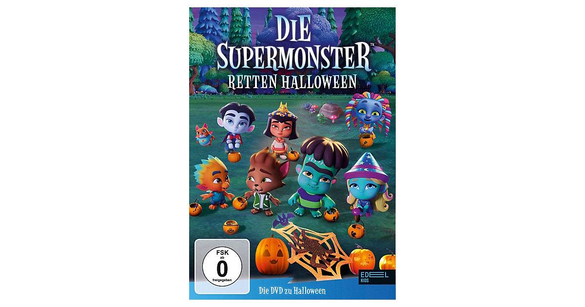 DVD Die Supermonster - Halloween Special (Zur Netflix-TV-Serie) Hörbuch
