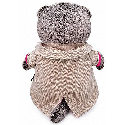 Мягкая игрушка Budi Basa Кот Басик в кремовом пальто, 30 см от Budi Basa