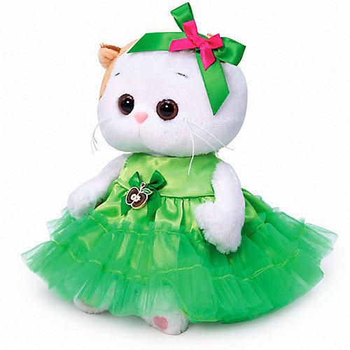 Мягкая игрушка Budi Basa Кошечка Ли-Ли Baby в платье с яблочком, 20 см от Budi Basa