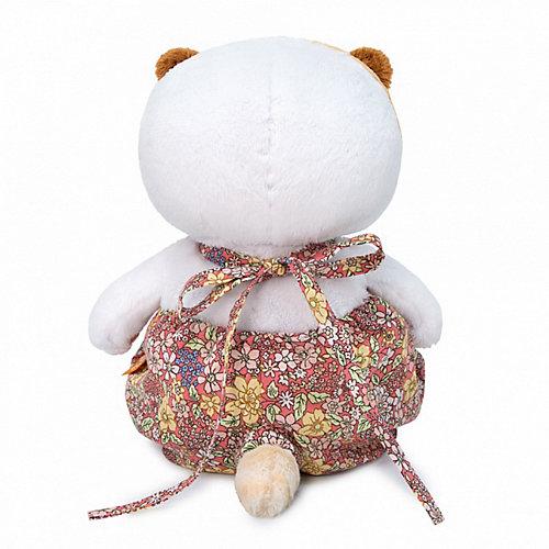 Мягкая игрушка Budi Basa Кошечка Ли-Ли Baby в песочнике в цветочек, 20 см от Budi Basa