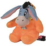 Мягкая игрушка Медвежонок Винни в комбинезоне Nicotoy, 25 см