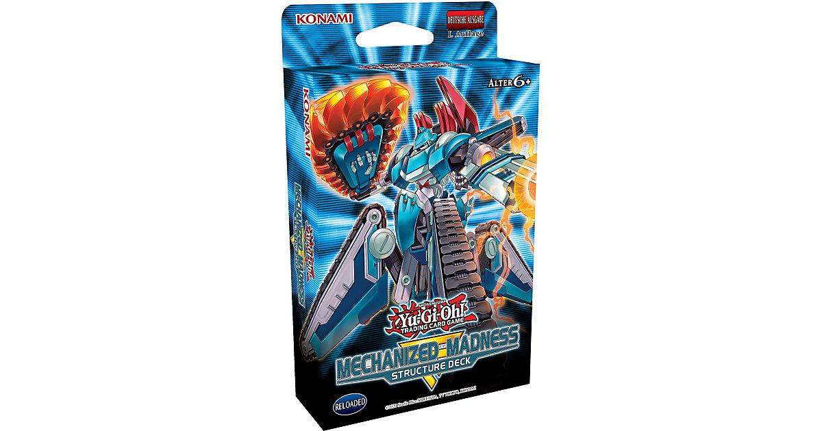Yu-Gi-Oh! Mechanized Madness SD DE