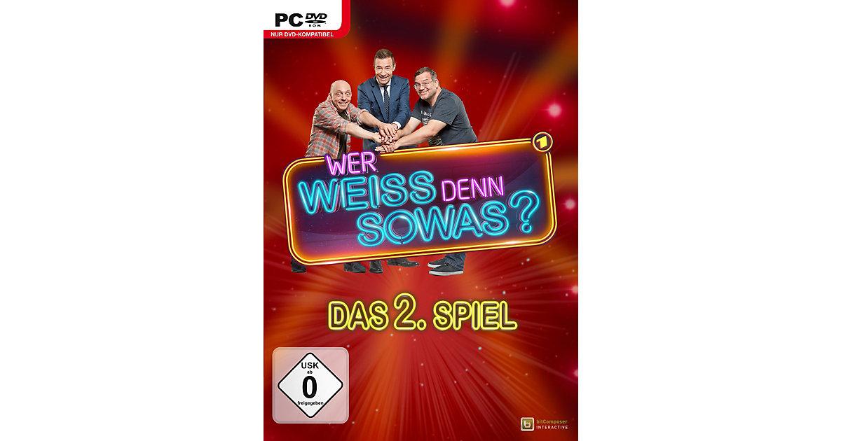 PC/DVD Wer weiss denn sowas? 2