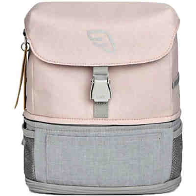 Kinderrucksack, erweiterbar, JetKids by Stokke, Crew Backpack, Pink Lemonade