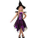 Карнавальный костюм Батик Ведьмочка