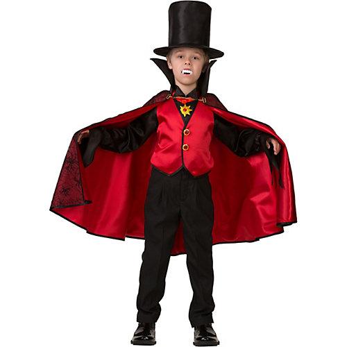 Карнавальный костюм Батик Дракула - красный от Батик