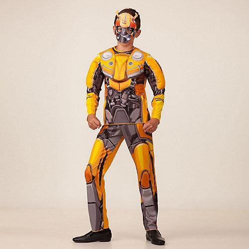 Карнавальный костюм Батик Трнсформеры БамблБи - желтый от Батик