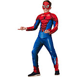 Карнавальный костюм Батик Мстители Человек-паук с мускулами