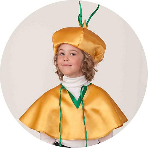 Карнавальный костюм Батик Лук - желтый от Батик