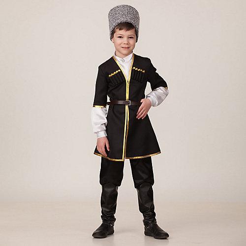 Карнавальный костюм Батик Кавказский мальчик - черный от Батик