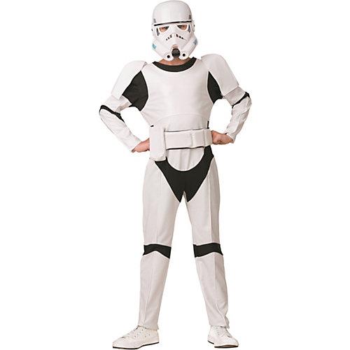 Карнавальный костюм Батик Star Wars Штурмовик - черный/белый от Батик