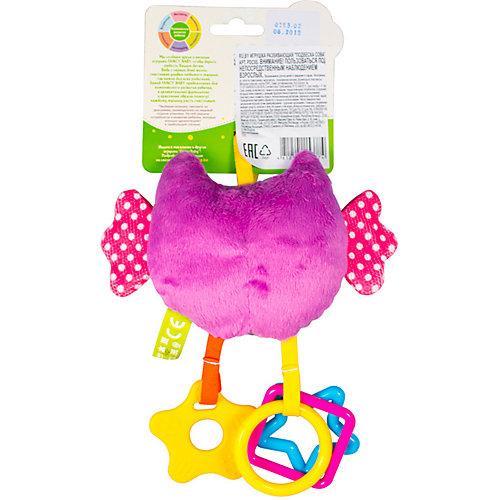 """Развивающая игрушка Fancy Baby """"Подвеска сова"""" от Fancy Baby"""