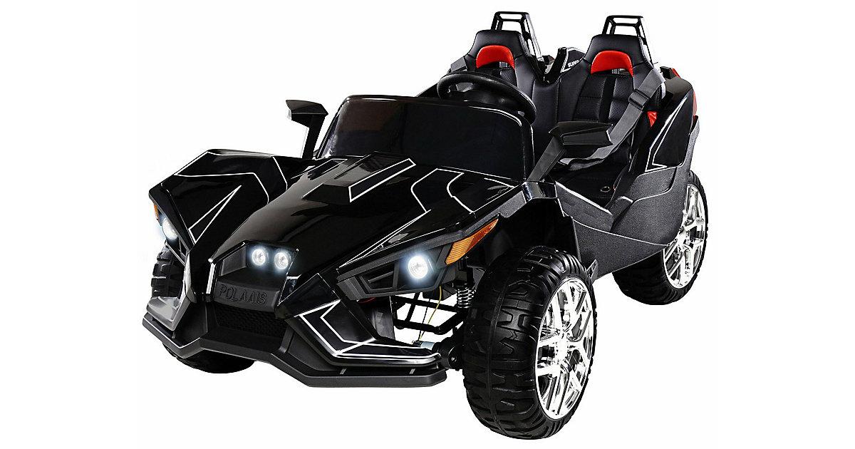Kinder Elektroauto GT Super Speed JC888 schwarz