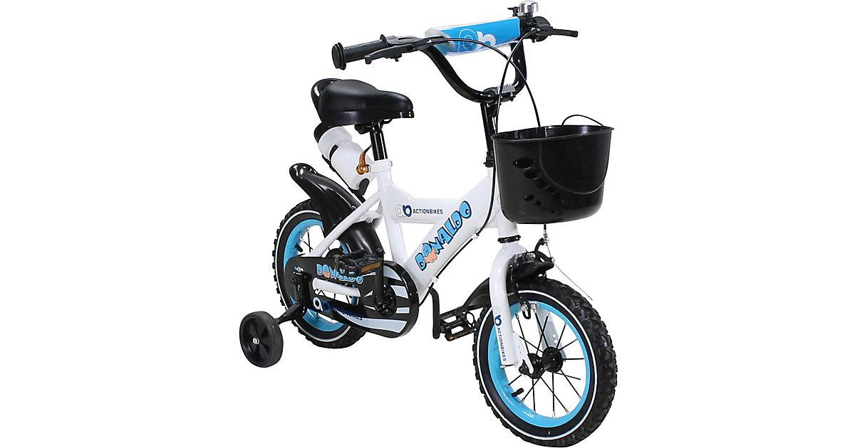 Kinder Fahrrad Donaldo 12 Zoll blau