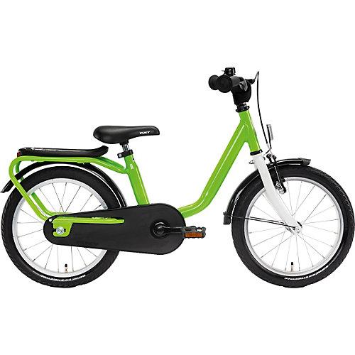 Двухколесный велосипед Puky Steel 16 kiwi салатовый 4116 - grün/weiß от PUKY