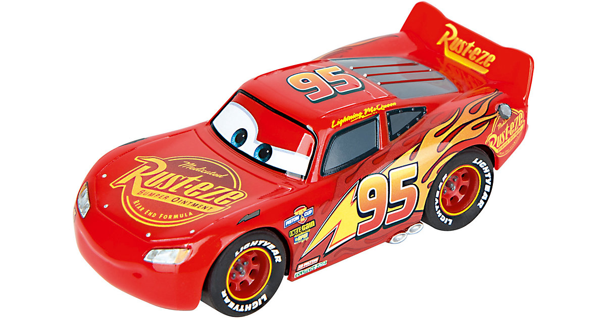 Carrera First Disney·Pixar Cars - Lightning McQueen