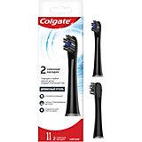 Сменные насадки для электрической зубной щетки Colgate Proclinical 150 Древесный Уголь, 2 шт