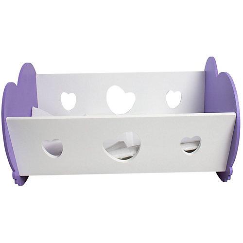 """Кроватка-люлька Paremo, для кукол """"Мини"""" от PAREMO"""