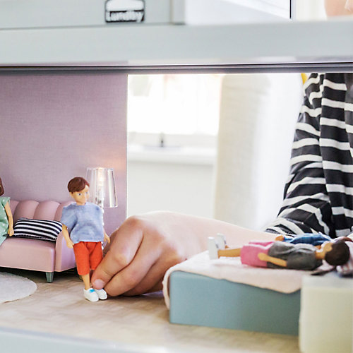 "Набор мебели для домика Lundby ""Спальня"" от Lundby"