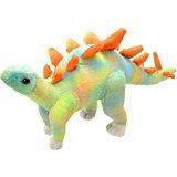 Мягкая игрушка All About Nature Стегозавр, 25 см