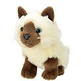 Мягкая игрушка All About Nature Сиамская кошка, 20 см