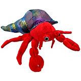 Мягкая игрушка All About Nature Рак-отшельник, 30 см