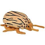 Мягкая игрушка All About Nature Колорадский жук, 20 см