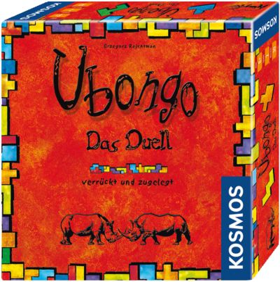 Ubongo (inkl. Play it smart App), Kosmos | myToys
