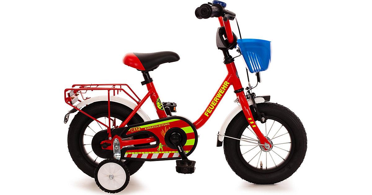 Fahrrad Feuerwehr Gr. 14