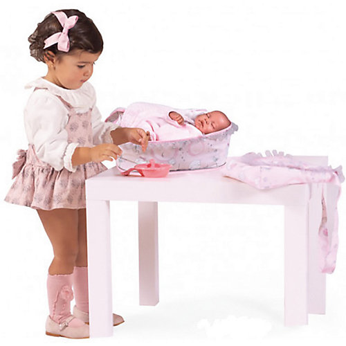 Сумка-переноска для куклы с аксессуарами DeCuevas, 37 см от DeCuevas
