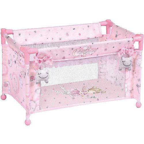 Манеж-кроватка для куклы DeCuevas, 50 см от DeCuevas