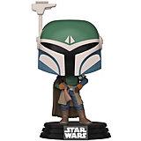 Фигурка Funko POP! Bobble Star Wars: Скрытый мандалорец, 45544
