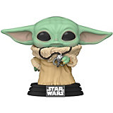 Фигурка Funko POP! Bobble Star Wars: Мандалорец Малыш, 50211