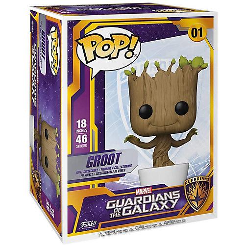 Фигурка Funko POP! Bobble Marvel: Стражи галактики: Танцующий Грут, 50094 от Funko