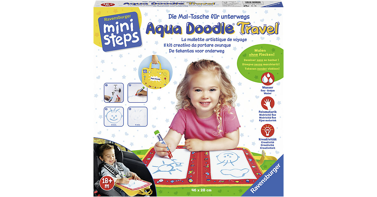 ministeps® - Aqua Doodle® Travel